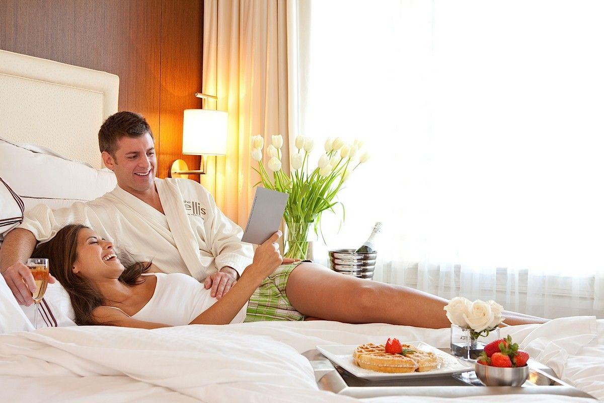 любовные встречи в гостинице - 12